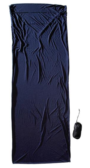 Cocoon TravelSheet makuupussi CoolMax , sininen